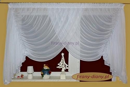 Firana Olga 620x160 Cm